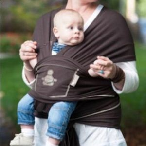 Baby Buddha Vancouver made baby wrap/carrier